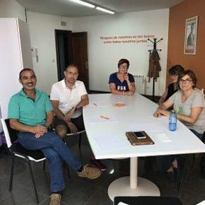 Ciudadanos se compromete a estudiar soluciones para los afectados por la EDAR