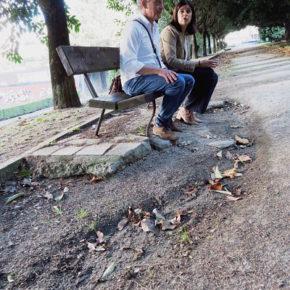Ciudadanos denuncia o estado de abandono dos xardíns de Simón Bolívar, na Fonte dos Ranchos