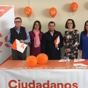 Ciudadanos Cs Narón presenta su nueva junta directiva