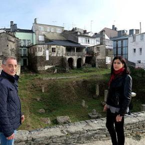 Ciudadanos Cs propone hacer un centro de día para personas mayores en el Pazo de doña Urraca