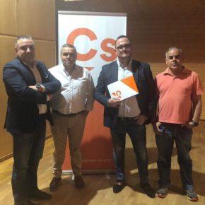 Ciudadanos continúa su crecimiento en Galicia presentando grupo local en Redondela