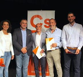 Ciudadanos continúa su expansión en Galicia con la presentación de un nuevo grupo local en Ortigueira