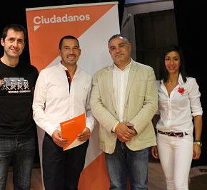 Ciudadanos Galicia continúa su implantación en Galicia con un nuevo grupo local en Cambados