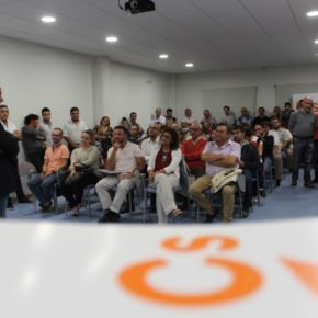 Ciudadanos presenta nuevo grupo local en Gondomar
