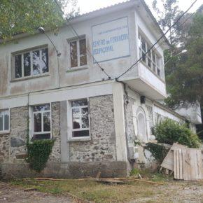 Ciudadanos denuncia el abandono municipal del antiguo centro de formación ocupacional de Osedo