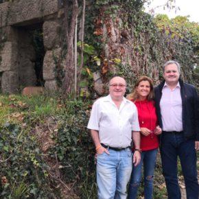 Ciudadanos Pontevedra recoge las demandas de los vecinos de Campañó para la parroquia
