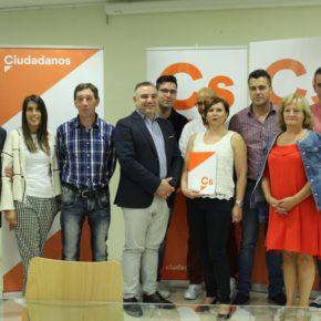 Ciudadanos continúa su expansión en Galicia con la presentación de un nuevo grupo local en Oroso