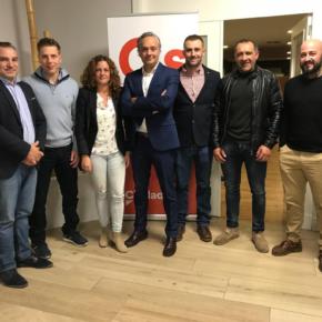 Ciudadanos presenta nuevo grupo local en Outeiro de Rei