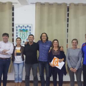 Cs Sada se reúne con el CAS, club de atletismo de Sada