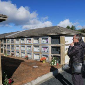 Ciudadanos solicita al Ayuntamiento que repare los techos de los módulos del cementerio de San Froilán