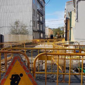 Ciudadanos Sada reclama celeridad y gestión en las obras de Cantalarrana