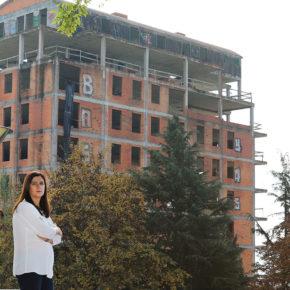 """Olga Louzao: """"Esta alcaldesa es un auténtico peligro para la ciudad"""""""