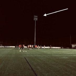 """Cs Lalín vuelve a denunciar la """"total indiferencia"""" del gobierno local con respecto al mantenimiento de las instalaciones deportivas municipales"""