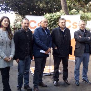 Ciudadanos Cs Vigo conmemora el Día de la Constitución con un acto con afiliados y simpatizantes, que ha contado como invitado especial a José Rivas Fontán