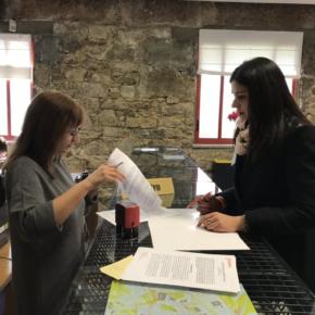 """Olga Louzao: """"Estos presupuestos son una muy mala noticia para Galicia"""""""