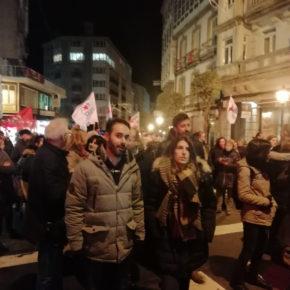 Cs Galicia apoya las reivindicaciones de los trabajadores del Hospital Clínico de Santiago