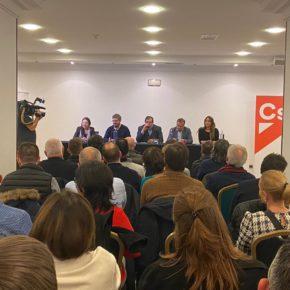"""Bofill: """"Queremos escuchar todas las opiniones sobre un proyecto que reivindica propuestas liberales desde el centro para España"""""""
