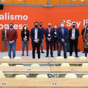 """Barrio: """"Queremos que el mensaje útil y moderado de Cs cale en los gallegos"""""""