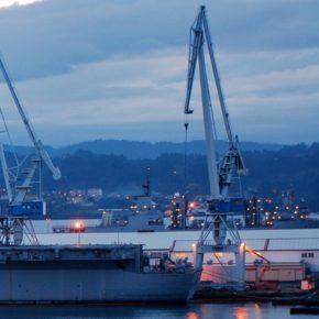 """Pino: """"Celebramos que el Parlamento Europeo haya dado luz verde a los fondos para apoyar al sector naval gallego"""""""