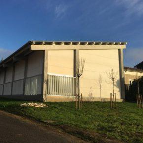 """Vilas: """"Reclamos la apertura del nuevo pabellón del CEIP de Lavacolla"""""""