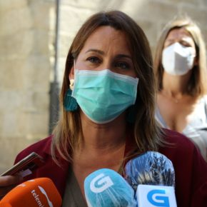 Beatriz Pino Ocampo, coordinadora de Ciudadanos Galicia, formula una petición al Parlamento de Galicia para garantizar el acceso a la vivienda de los jóvenes