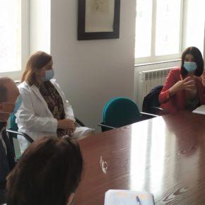 Olga Louzao: «El trabajo de Aspnais tiene un valor incalculable para la sociedad lucense»